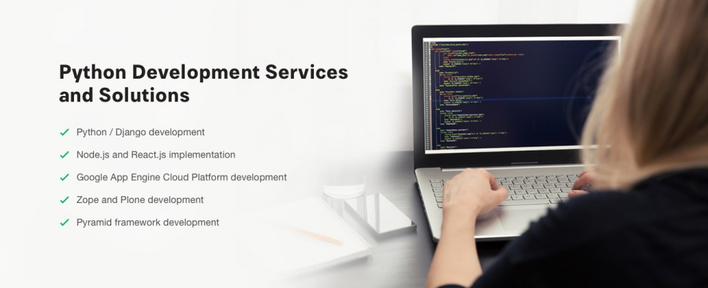 Python website development in dehradun